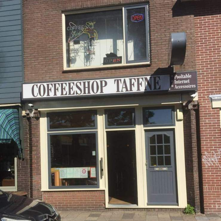 Coffeeshop Taffne