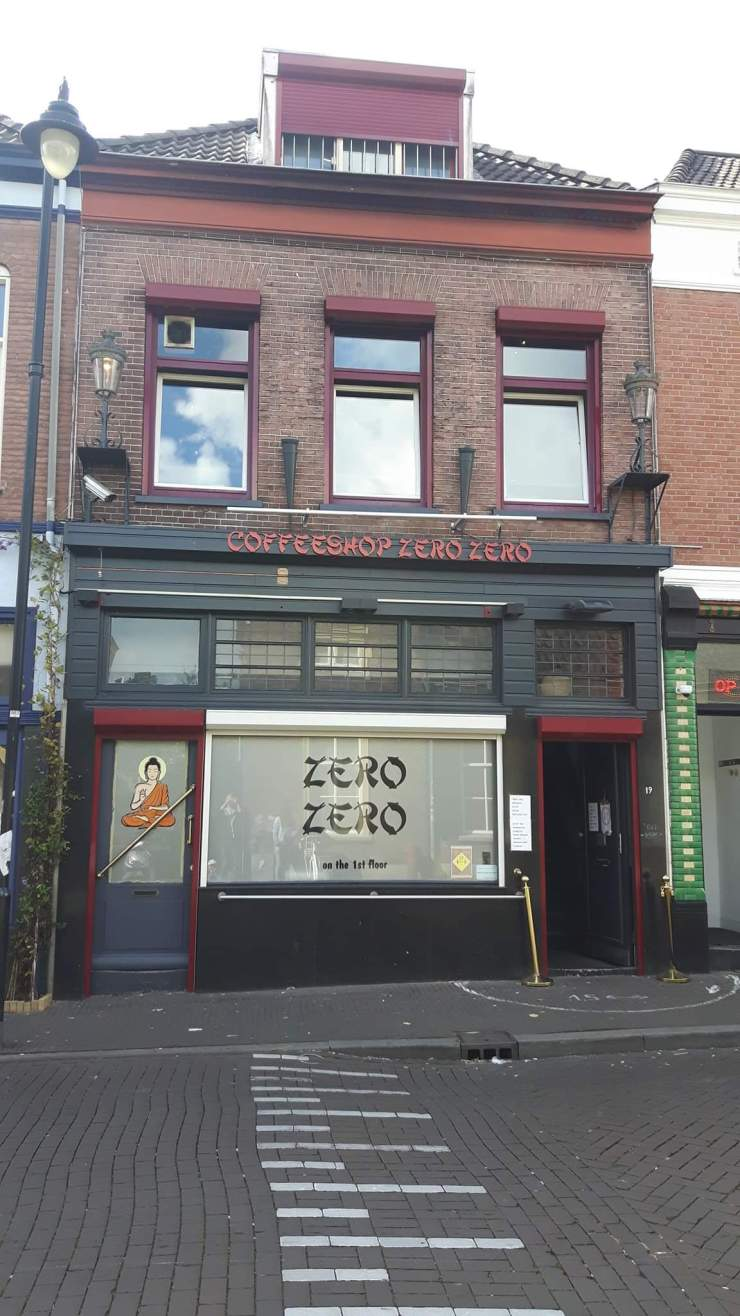 Coffeeshop Zero Zero