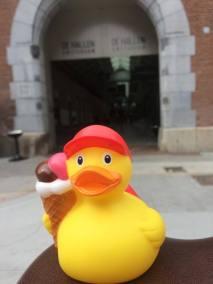 Ice cream Rubber Duck