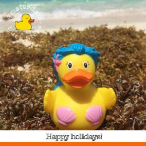 Having a great time on the beach. Hope you enjoy your summer vacation too!