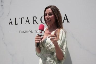 Francesca Ceci per IFN Network during Altaroma 2021