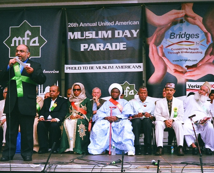 United American Muslim Day Parade marches into its 26th year (38200)