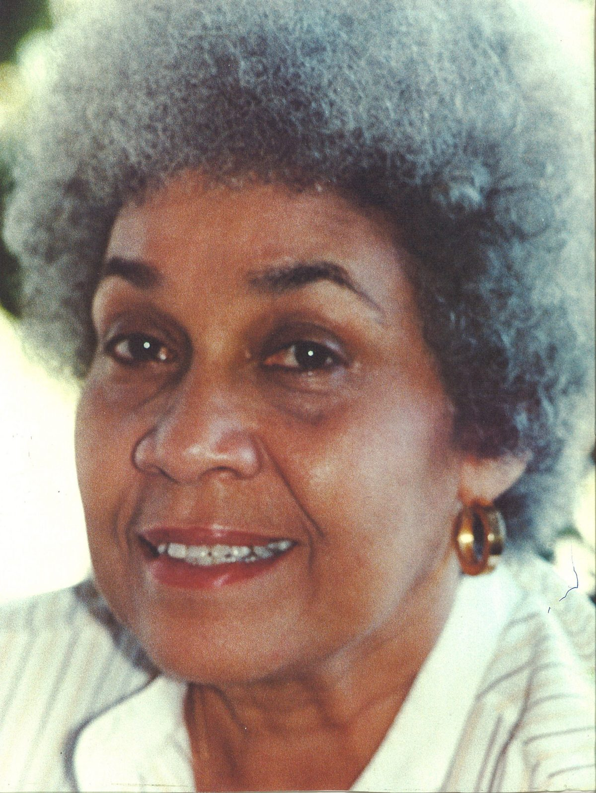 Hilda E. Stokely, Harlem activist and icon, passes (39197)