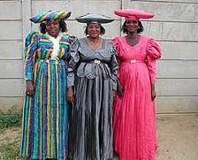 Herero Woman (28283)