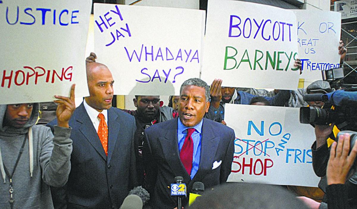 Barneys New York Protests (51289)