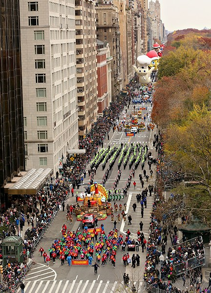 The National Dance Institute at the 90th Macy's Thanksgiving Day Parade (225684)