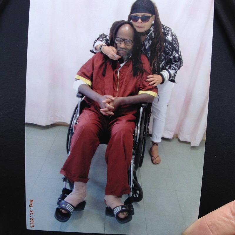 Mumia Abu-Jamal and Wadiya Cook (223375)