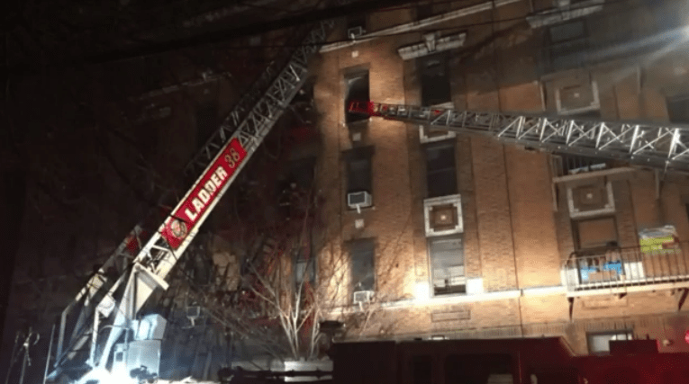 Deadly fire in the Bronx (254192)