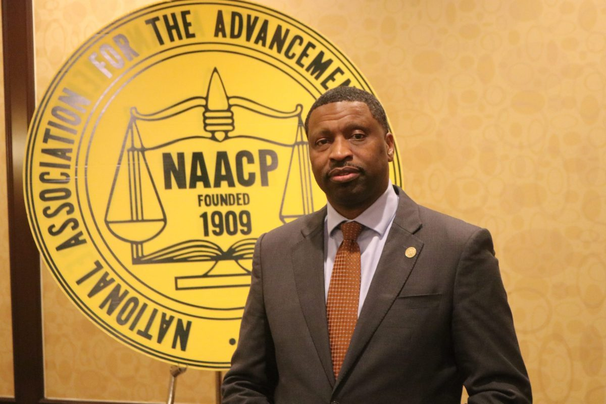 NAACP President and CEO Derrick Johnson (255377)