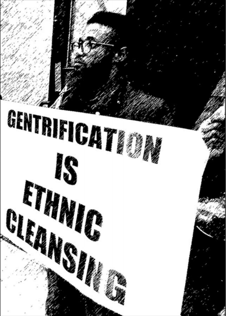 """December 12th Movement's """"We Ain't Going Nowhere! Tribunal on Ethnic Cleansing of the Black Community"""" (257267)"""
