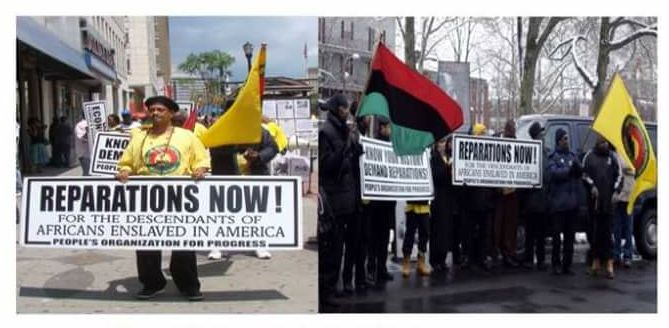 Reparations for African Americans March and Rally in Newark (263185)