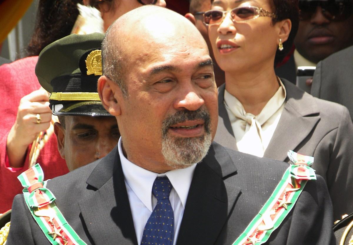 President Desi Bouterse (275897)
