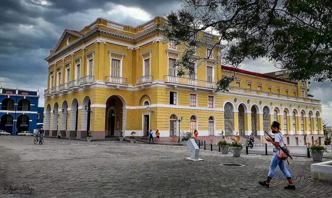 Teatro Sauto in Matanzas, Cuba (307162)