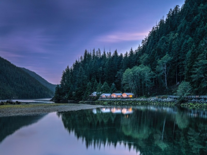 Clayoquot Wilderness Lodge on Vancouver Island (308053)