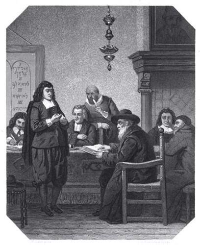 Spinoza voor de rechters