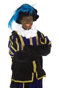 How to get into clubs in Breda if you're black dress up as zwarte piet