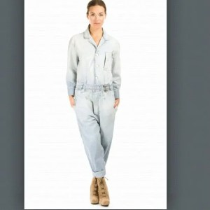 Dutch girl style the jump suit