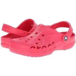 red crocs