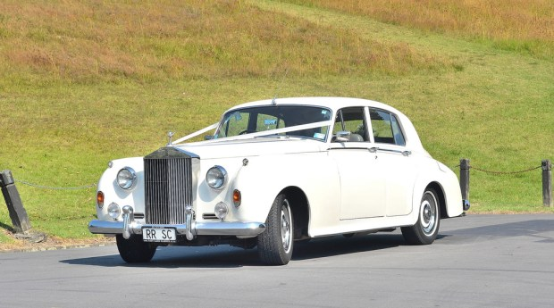 Royce Royce Silver Cloud