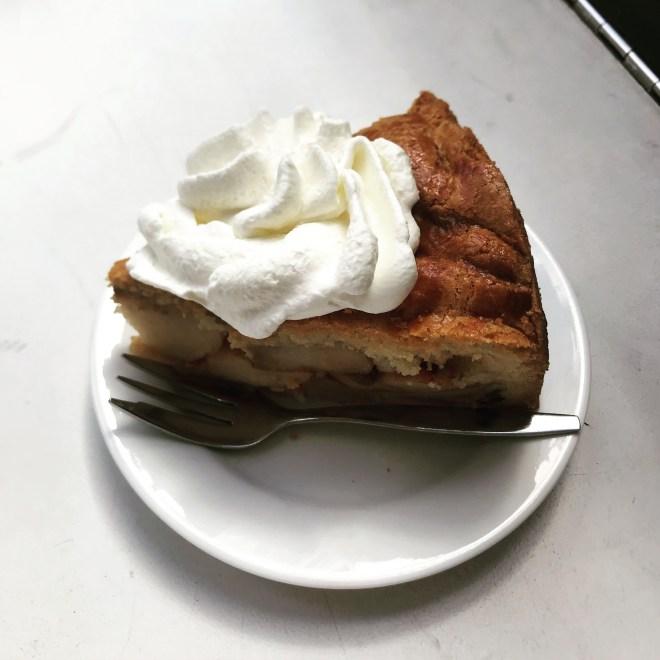 Dutch Apple Pie from Winkel - Dutch Foods to try in Amsterdam