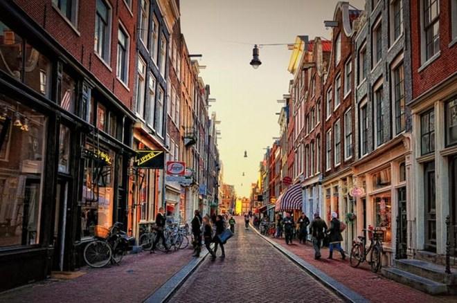 Amsterdam's 9 streets or Negen Straatjes