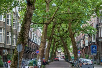 Lomanstraat, Amsterdam, The Netherlands