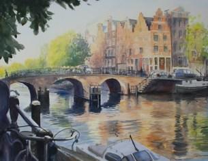 Hannie-Rieuwerts-hoek-Prinsengracht-Brouwersgracht-vanaf-de-papiermolensluis