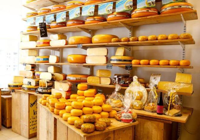 Goude Cheese in Amsterdam