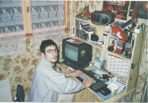 Thomas Naslin (Snake_Plissken) en 2002