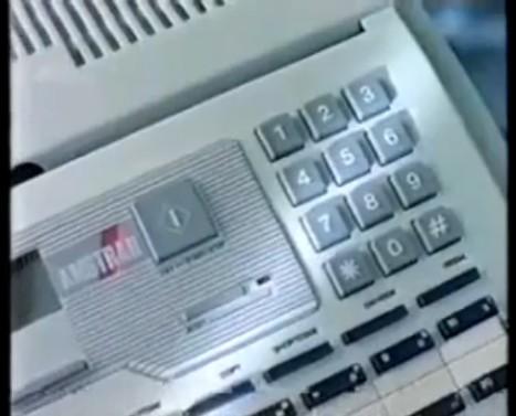 Fax Amstrad FX9600AT