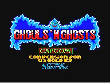 Ghouls'n ghosts (partie complète)