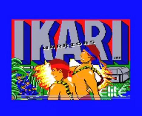 Ikari Warriors (Partie Complète)