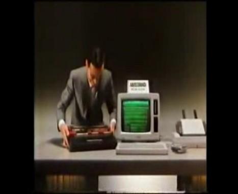 Amstrad PCW 8256 #2 [Angleterre]