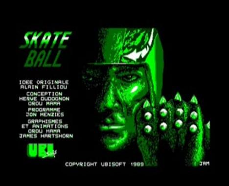 Skate Ball