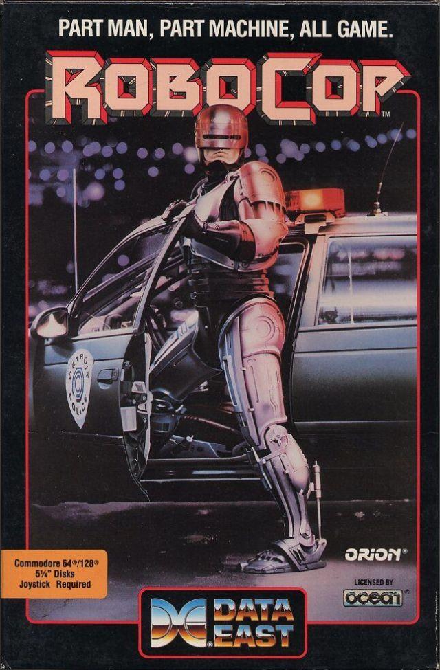 S01E10 – Y'a pas qu'Amstrad dans la vie – Robocop