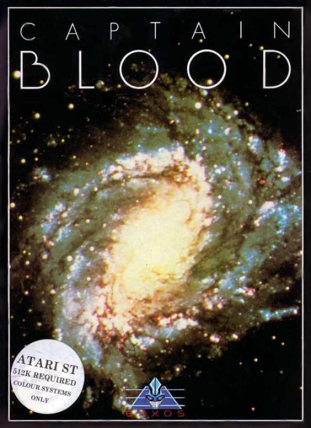 S02E09 – Y'a pas qu'Amstrad dans la vie – L'Arche du Capitaine Blood