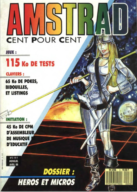 Amstrad Cent Pour Cent n°03