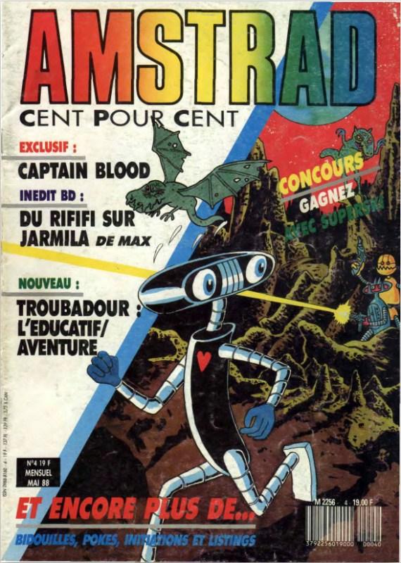 Amstrad Cent Pour Cent n°04