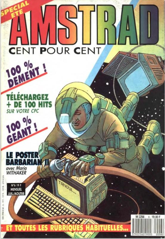 Amstrad Cent Pour Cent n°06