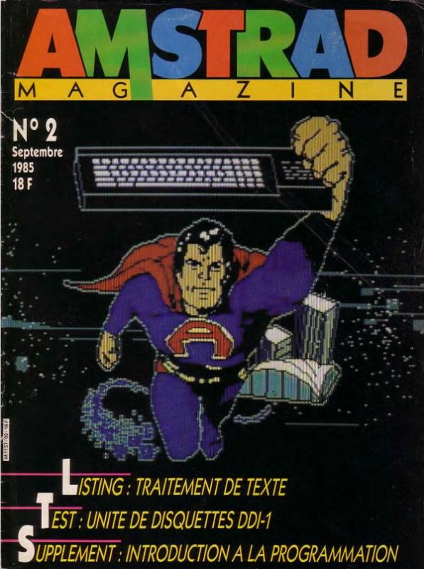 Amstrad Magazine n°02