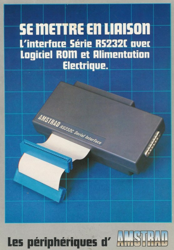Interface série RS232C