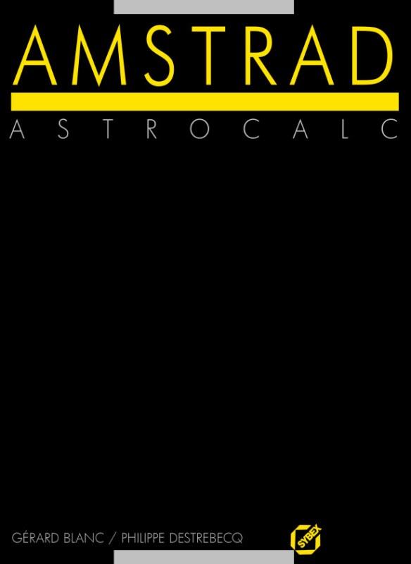 Amstrad Astrocalc (acme)
