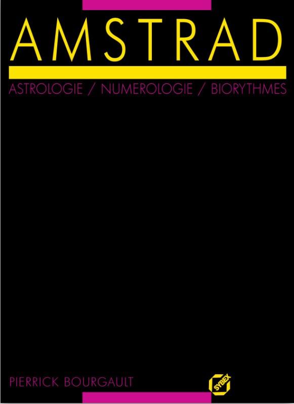 Amstrad Astrologie numérologie biorythmes (acme)