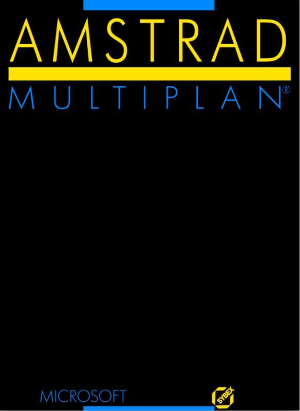 Amstrad Multiplan (acme)