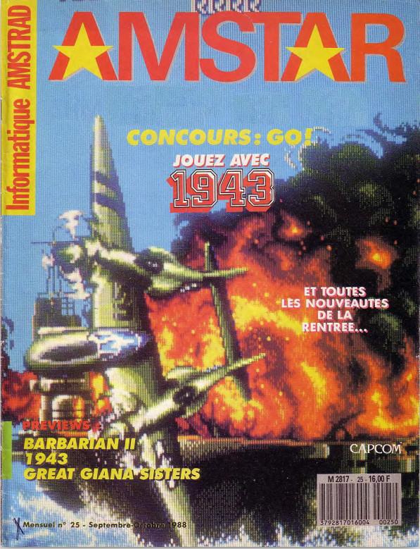 Amstar n°25