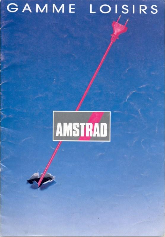 Gamme loisirs Amstrad