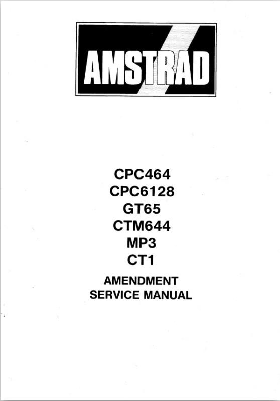 manuel technique amendment service (uk)