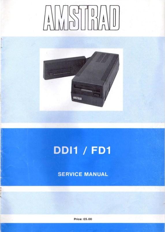 Manuel technique du DDI1 FD1 (uk)