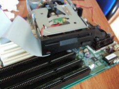 Lecteur 3′ (CPC) sur PC (cpc-hardware)