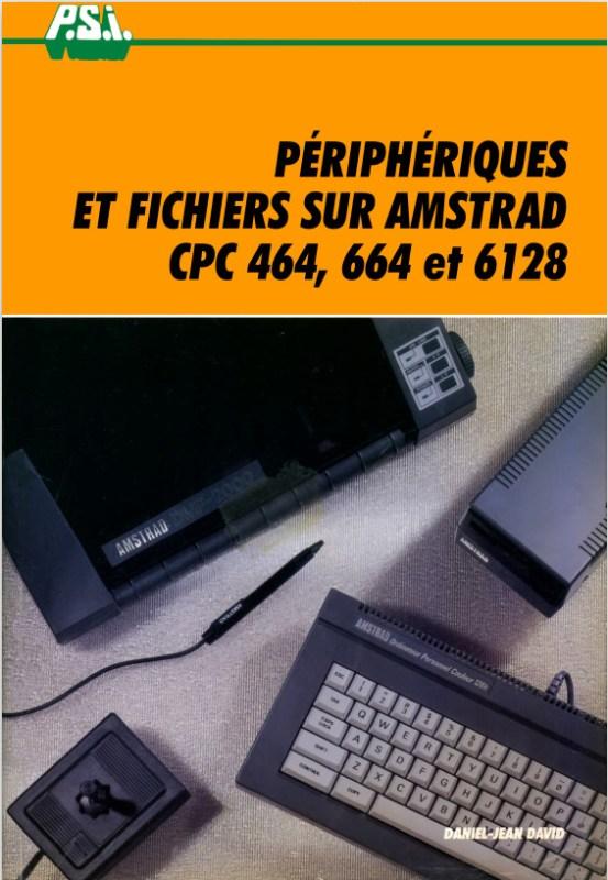 Peripheriques et fichiers sur Amstrad CPC464-664-6128 (acme)